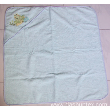 100% cotton towel blanket for baby 76CMX76CM